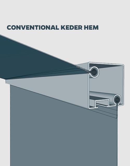 conventional-keder-hem-diagram